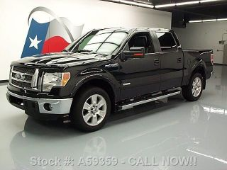 2011 Ford F150 Lariat Crew Ecoboost 20 ' S 37k Mi Texas Direct Auto photo