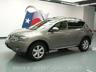 2009 Nissan Murano Sl 18  Wheels 62k Texas Direct Auto photo