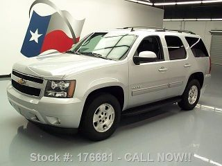 2013 Chevy Tahoe Lt 8 - Pass Htd Park Assist 32k Texas Direct Auto photo