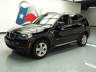 2011 Bmw X5 Xdrive35i Awd Pano Alloy Wheels 48k Texas Direct Auto photo