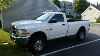 2012 Ram 2500 St Standard Cab Pickup 2 - Door Hemi photo