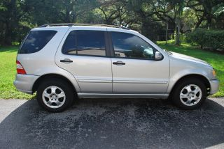 2004 Mercedes Ml 350 - $6.  500,  00 photo