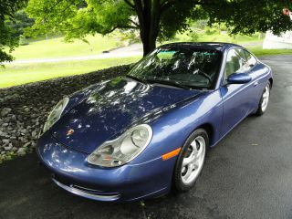 2000 Porsche Carerra 911 photo
