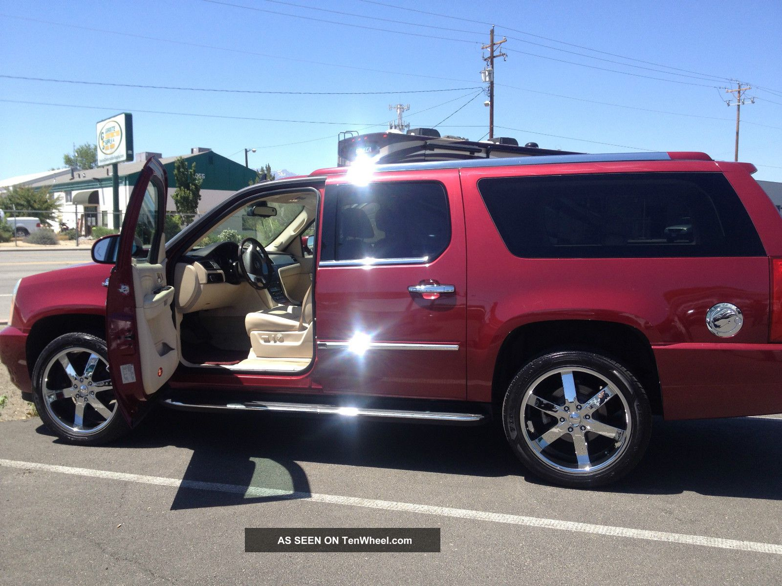 2007 cadillac escalade esv 6 2 lier v 8 engine fully loaded. Cars Review. Best American Auto & Cars Review