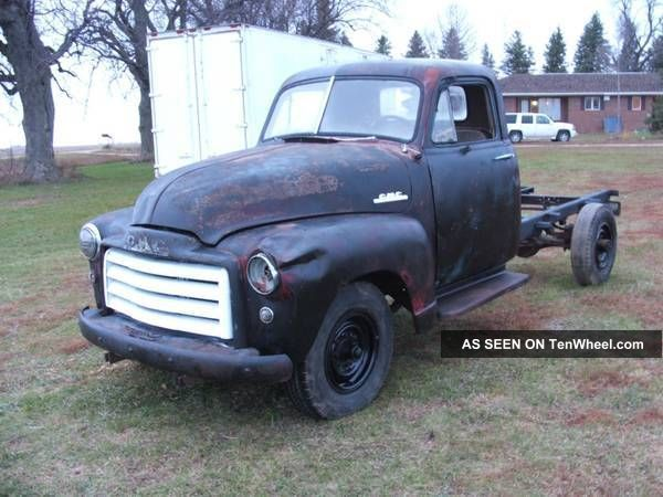 1953 Gmc Truck Other photo
