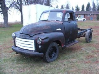 1953 Gmc Truck photo