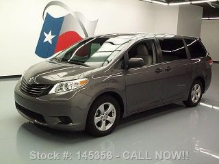 2011 Toyota Sienna 7 - Pass Cruise Ctrl Alloy Wheels 68k Texas Direct Auto photo
