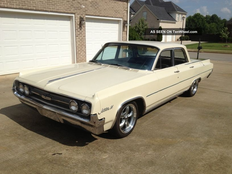 1964 Oldsmobile Jetstar 88 - Beige 4dr 330 Auto Ps Pb 72k Impala Other photo