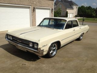 1964 Oldsmobile Jetstar 88 - Beige 4dr 330 Auto Ps Pb 72k Impala photo