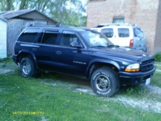 1999 Dodge Durango Base Sport Utility 4 - Door 5.  2l photo