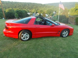 1999 Pontiac Firebird Base Coupe 2 - Door 3.  8l photo