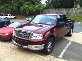 Ford F - 150 Lariat 2004 4x4 photo