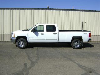 2007 Chevrolet Silverado 3500 Hd Lt Crew Cab Pickup 4 - Door 6.  6l photo