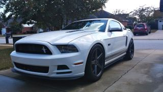 2013 Ford Mustang Gt / Cs California Special Supercharged photo