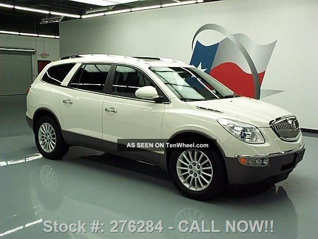 2011 buick enclave cxl awd dual 38k texas direct auto. Black Bedroom Furniture Sets. Home Design Ideas