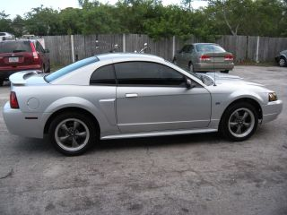2001 Ford Mustang Gt Coupe photo