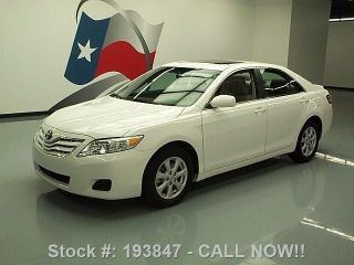 2011 Toyota Camry Le Automatic Alloy Wheels 38k Texas Direct Auto photo