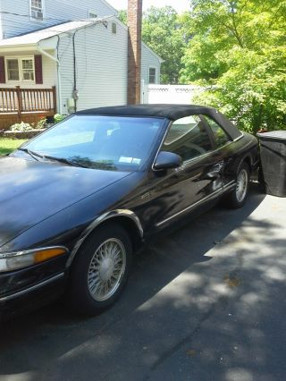 1995 Lincoln Mark Viii Base Sedan 2 - Door 4.  6l photo