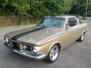 Mopar - 1964 Plymouth Barracuda photo
