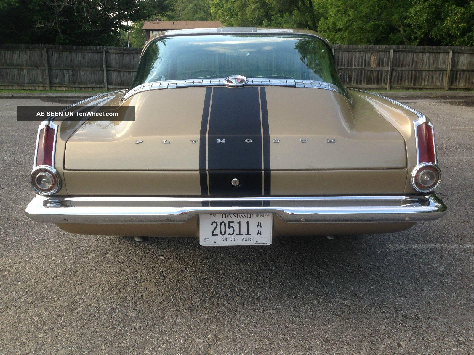 Mopar - 1964 Plymouth Barracuda
