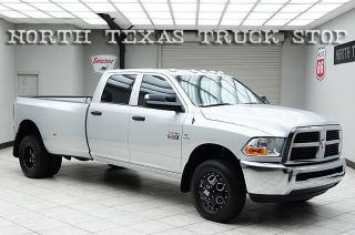 2012 Dodge Ram 3500 Diesel 4x4 Dually Slt Crew Cab Long Bed 1 Texas Owner photo