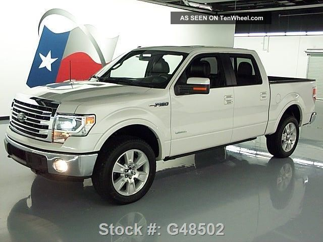 2013 ford f 150 lariat crew 4x4 ecoboost 211 mi texas direct auto. Black Bedroom Furniture Sets. Home Design Ideas