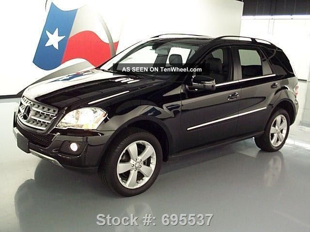 2011 mercedes benz ml350 4matic awd p1 20k texas direct auto for 2011 mercedes benz ml350