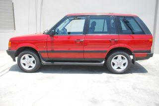 1998 Land Rover Range Rover 4.  0 Hse photo