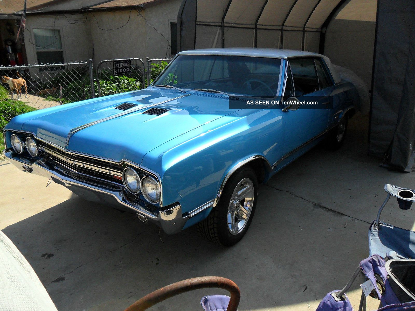 1965 Oldsmobile,  Cutlass,  442,  Holiday Coupe,  Olds 442 photo