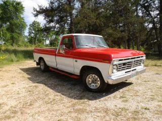 1973 Ford F100 Pickup Truck photo