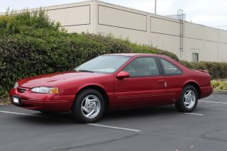 1996 Ford Thunderbird Lx Coupe 2 - Door 4.  6l photo