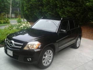 2011 Mercedes - Benz Glk350 Base Sport Utility 4 - Door 3.  5l photo