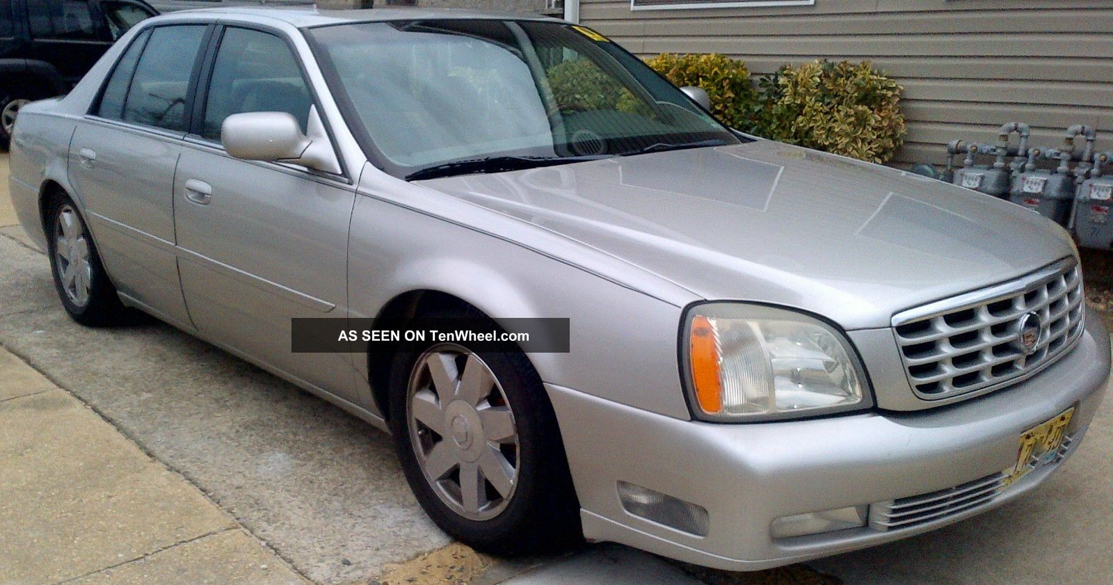 2004 Gorgeous Dts Premium Luxury Sedan Hot / Cold Seats DeVille photo