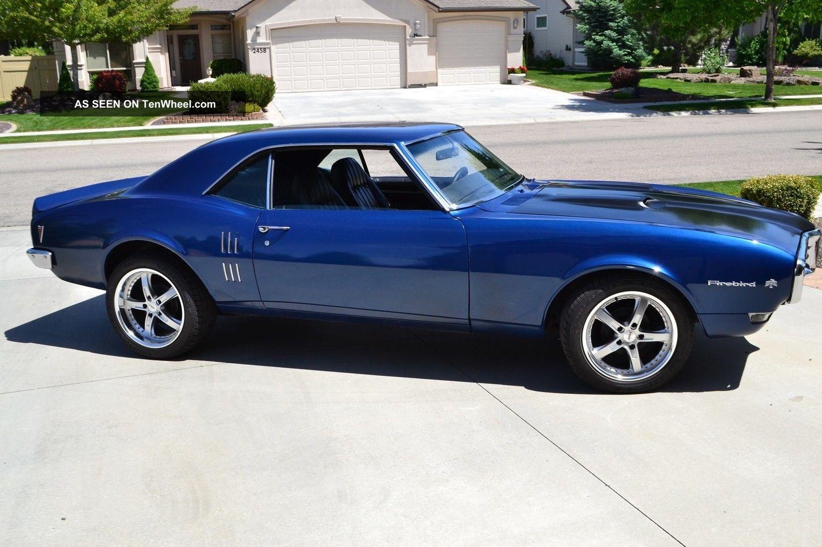 1968 Pontiac Firebird L@@k Firebird photo