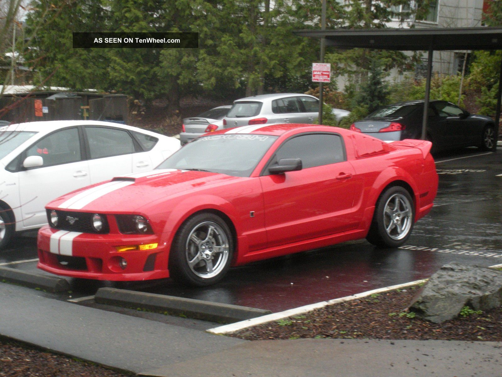 2006 supercharged stage 2 roush mustang. Black Bedroom Furniture Sets. Home Design Ideas