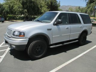2000 Ford Expedition Xlt 4x4 5.  4liter Sport Package photo