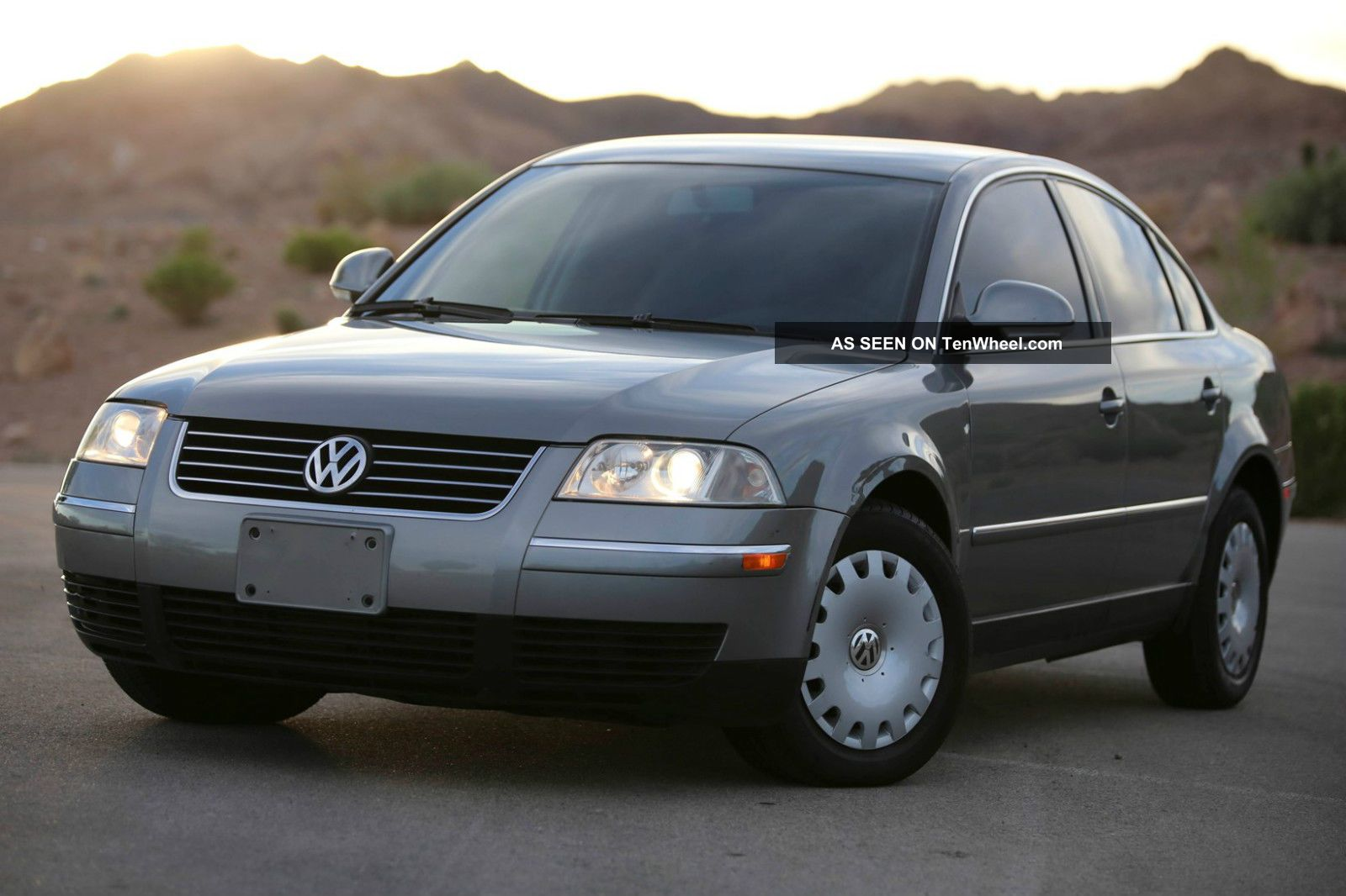 Dealer ' S Daily Driver 2005 Volkswagen Passat Turbo Diesel - I Love This Car Passat photo