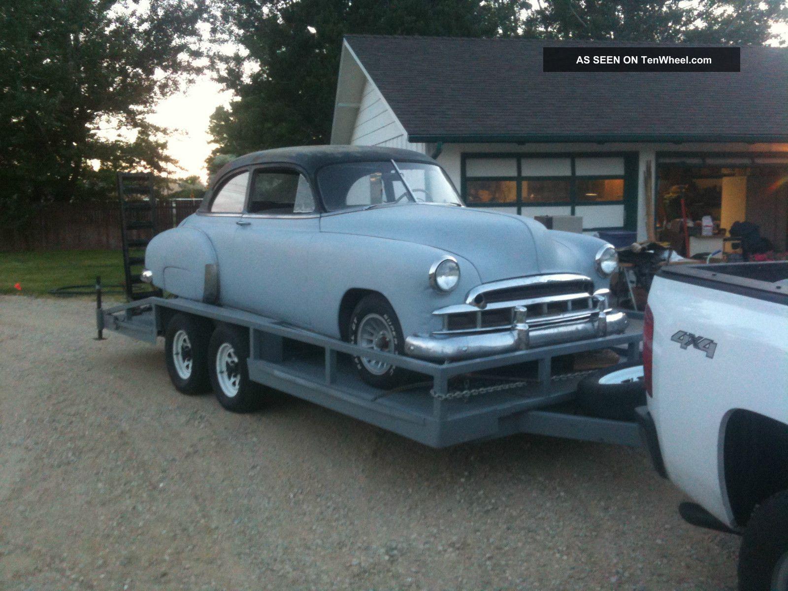 1950 chevy 2 door styleline for 1950 chevy 2 door sedan