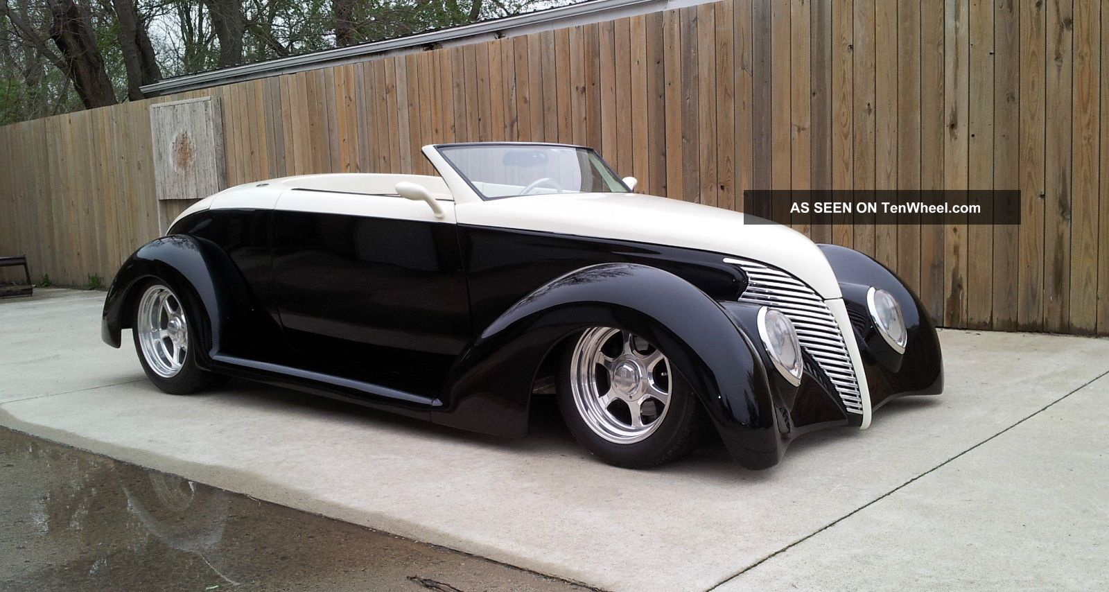 1939 Ford Hardtop Roadster Other photo