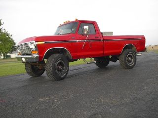 1978 Ford F250 photo