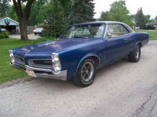 1967 Pontiac Le Mans 2 Door Hardtop, photo