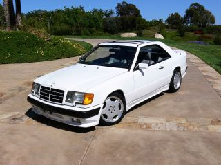 1989 Mercedes 300ce Amg - photo