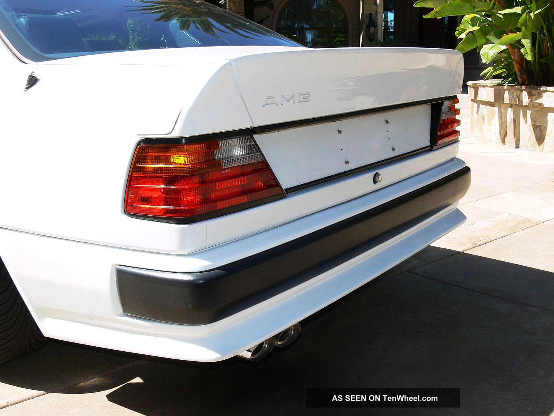1989 Mercedes 300ce Amg