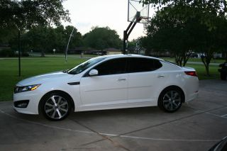 2013 Kia Optima Sx Perfect With 5yr / 100k photo