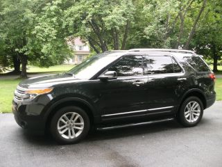 2011 Ford Explorer 4wd W photo