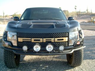 2000 F - 150 Ford Pre - Runner Fiberglass Raptor Body photo