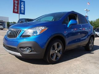 2013 Buick Encore Base Sport Utility 4 - Door 1.  4l photo