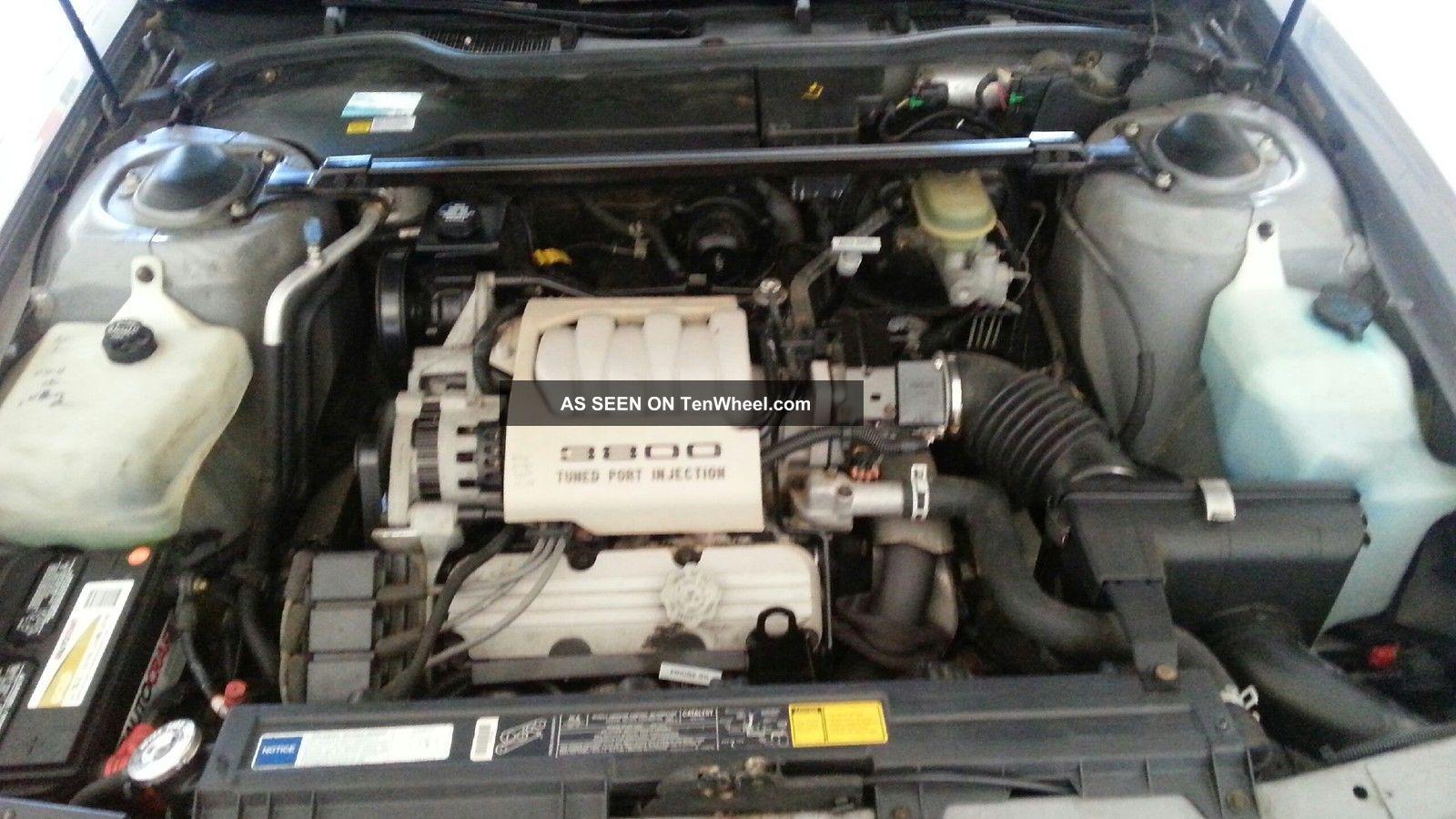 1992 Oldsmobile Eighty Eight Royale 3800 V 6 Engine