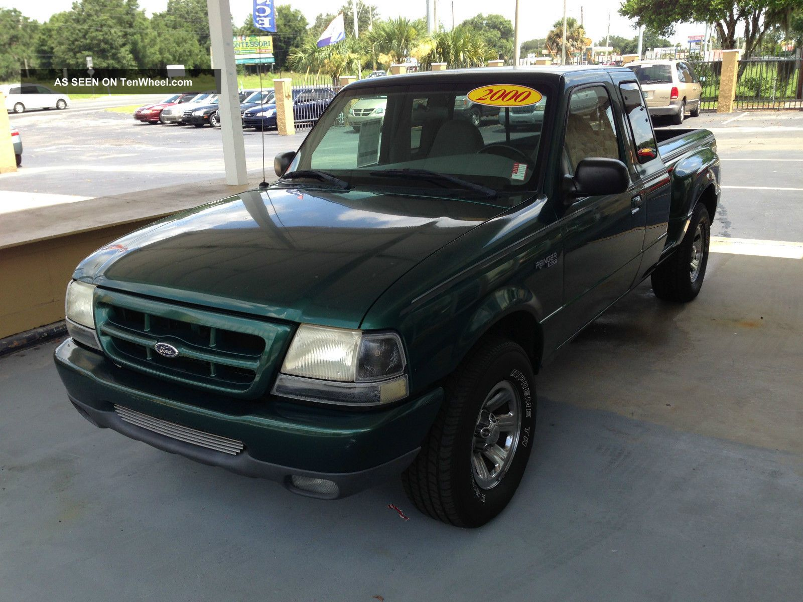 2000 ford ranger xlt extended cab pickup 2 door 3 0l. Black Bedroom Furniture Sets. Home Design Ideas