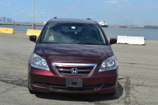 2007 Honda Odyssey Ex - L Navi Dvd / Tv Back Up Cam Runs photo